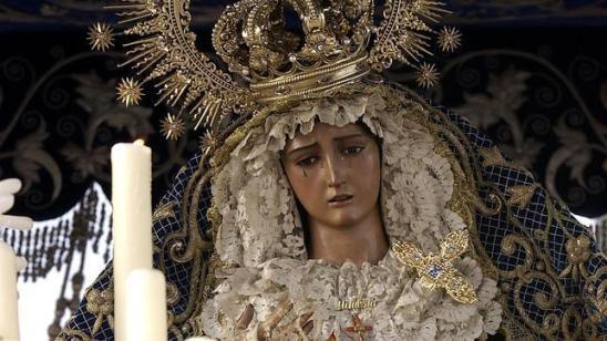 Semana Santa La Virgen Dolorosa